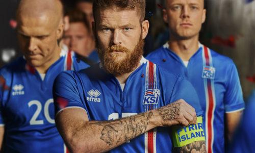 BRANDS AND EURO (21): ĐỘI TUYỂN ICELAND VÀ HÀNH TRÌNH BÓNG ĐÁ DIỆU KÌ