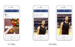 Bắp kịp xu hướng vertical video trên Facebook