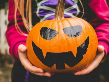 print ad halloween