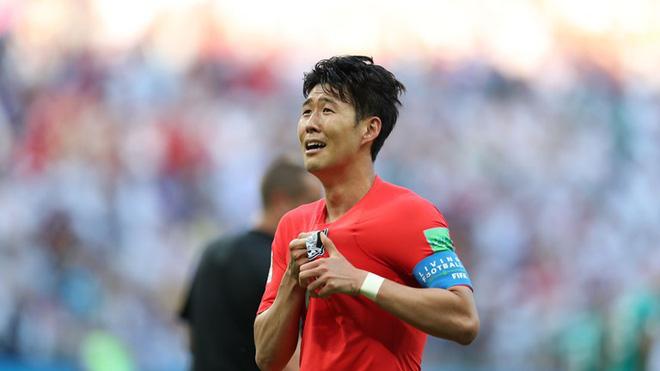 Lời tạm biệt World Cup của Hàn Quốc không tệ chút nào