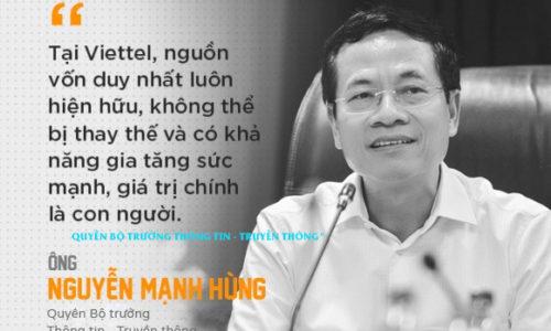 """Quyền Bộ trưởng Thông tin – Truyền thông: """"Con người là nguồn vốn luôn hiện hữu"""""""
