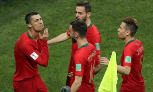 """Bồ Đào Nha – Maroc: Tối nay CR7 có thể tiếp tục """"vuốt râu dê""""?"""