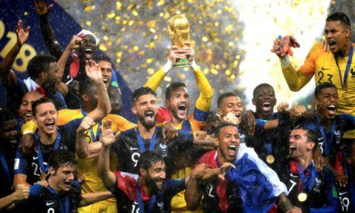 Pháp – Croatia: Chiến thắng luôn thuộc về kẻ mạnh