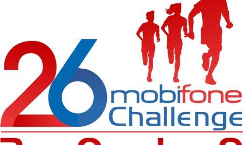 Thử thách chạy đua 26 km mừng sinh nhật MobiFone 26 tuổi