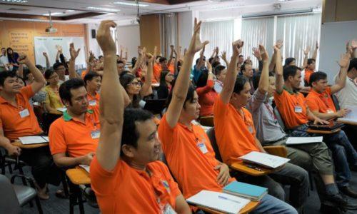 Áp dụng tư duy dịch vụ xuất sắc của Tân Hiệp Phát trong truyền thông nội bộ
