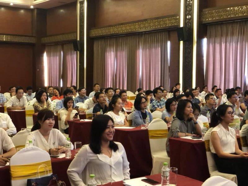Hơn 200 cán bộ SCIC tham gia tập huấn Văn hóa doanh nghiệp
