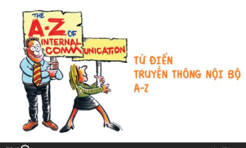 Từ điển Truyền thông nội bộ A-Z