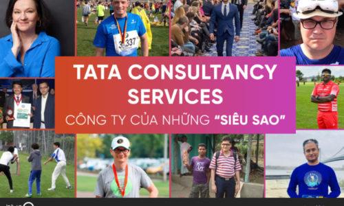 """Tata Consultancy Services – Công ty của những """"siêu sao"""""""