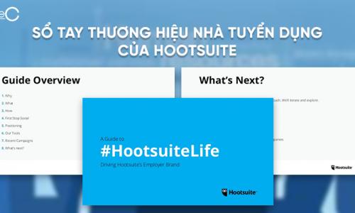 Khám phá Sổ tay Thương hiệu nhà tuyển dụng của Hootsuite
