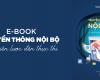 """Cuốn sách """"Truyền thông nội bộ – Từ chiến lược đến thực thi"""" ra mắt phiên bản e-book"""