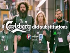 """Brands and Euro (2): CARLSBERG THAY NGƯỜI: """"BI QUAN RA, LẠC QUAN VÀO"""""""