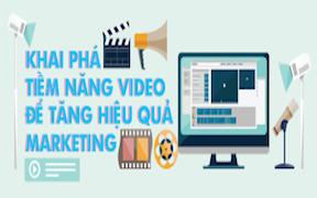 Khai phá tiềm năng video để tăng hiệu quả marketing