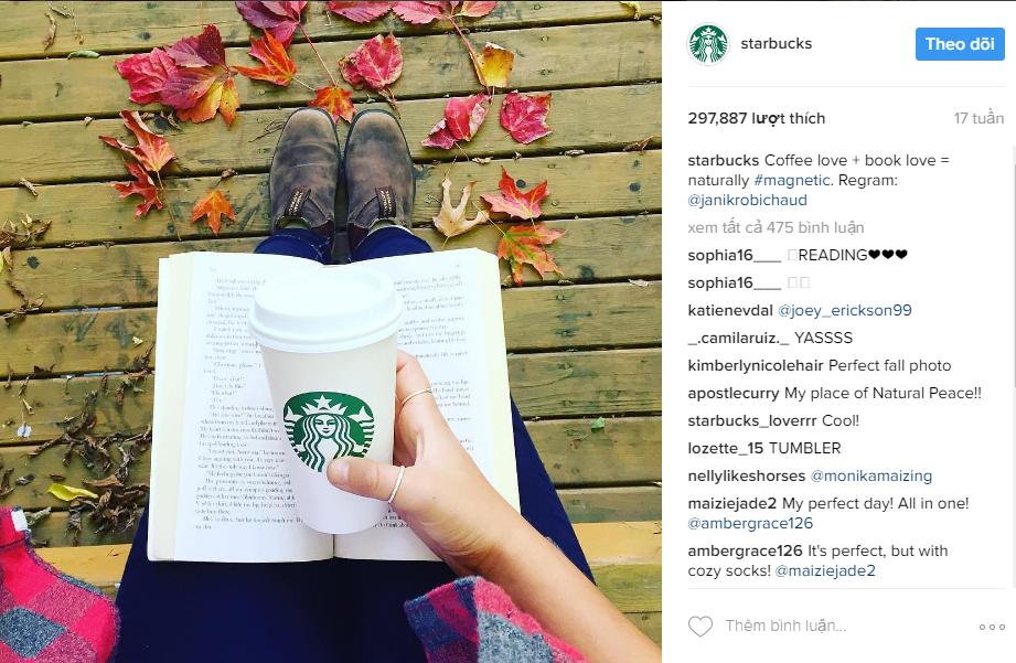 Xây dựng thương hiệu trên Instagram: 5 nhãn hàng nổi tiếng đã làm thế nào? - Blue C