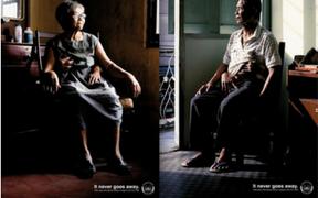 """6 print ads có """"sức công phá"""" mạnh mẽ chống lại nạn ấu dâm"""