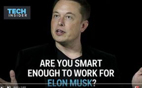Talent Hug (21): Tesla và phong cách tuyển dụng có 1-0-2 của CEO Elon Musk