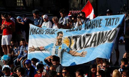 "Argentina – Croatia: CR7 đang tiếp tục ""gọi"", trả lời đi M10 ơi!"