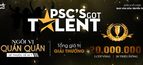 Cuộc thi tìm kiếm Quán quân cho PSC's Got Talent