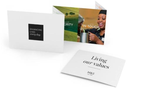 Marks & Spencers với cách tôn vinh nhân viên đầy sáng tạo