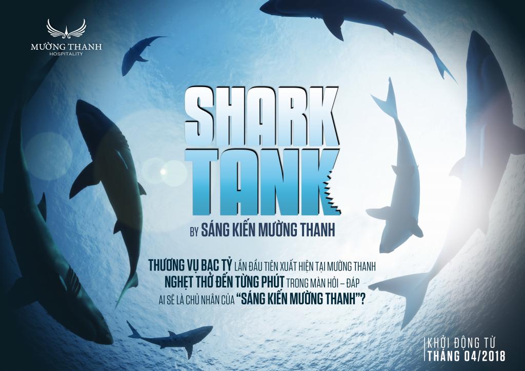 """""""Thương vụ bạc tỷ"""" Shark Tank by Sáng kiến Mường Thanh"""