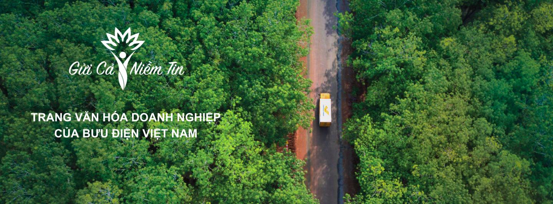 Bưu điện Việt Nam VNPost ra mắt website văn hóa doanh nghiệp