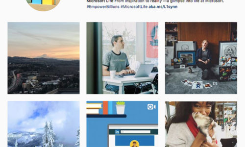 """Mạng xã hội giúp """"gã khổng lồ"""" Microsoft làm thương hiệu nhà tuyển dụng như thế nào?"""