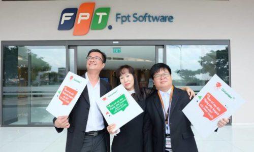 """""""Tự hào bên con"""" – Thông điệp ngày Phụ huynh FPT Software 2018"""