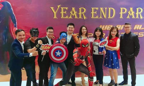Điểm danh những concept Year End Party 2018 nổi bật