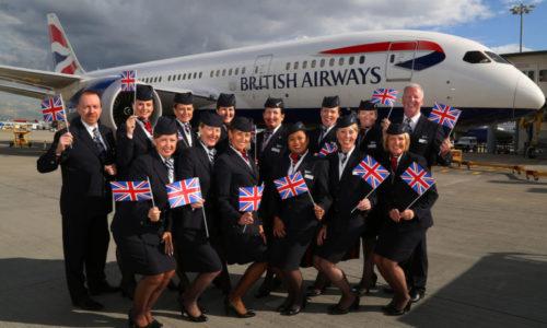 British Airways – Vực lại thương hiệu bằng chính nhân viên