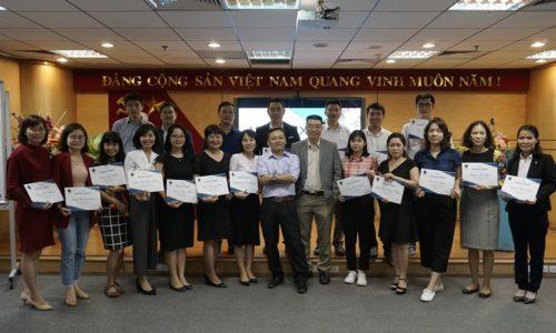 Blue C nâng cao năng lực truyền thông nội bộ cho Tập đoàn Dệt May Việt Nam