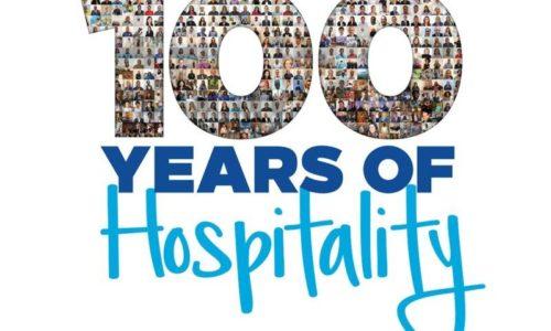 Những câu chuyện được kể trong sinh nhật 100 tuổi của Hilton
