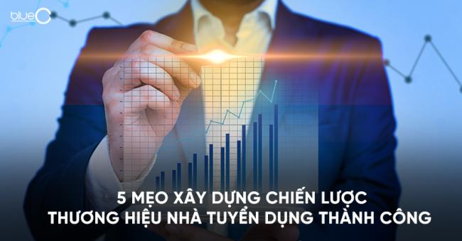 5 mẹo để có chiến lược thương hiệu nhà tuyển dụng thành công
