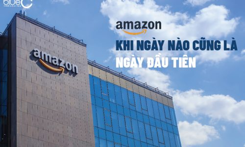 Amazon: Khi ngày nào cũng là ngày đầu tiên